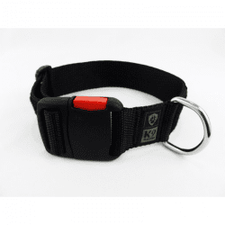Dog Collar with ITW Nexus buckle
