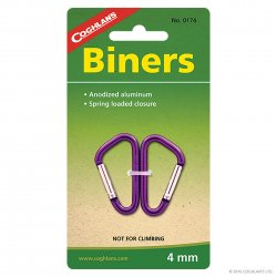 Coghlans Mini-Biners 4mm