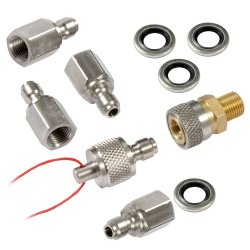 BF Quick Coupler Starter Kit + Extra Plug