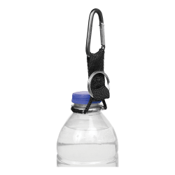 Coghlans Carabiner with Water Bottle Carrier