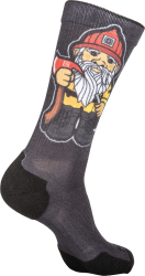 5.11 Tactical Sock and AWE Crew Fire Gnome
