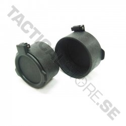 40mm Rifle scope flip up covers