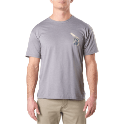 5.11 Tactical Cold Dead Hands 45 Tee Grå