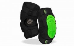 Planet Eclipse Knee Pads HD Core Green