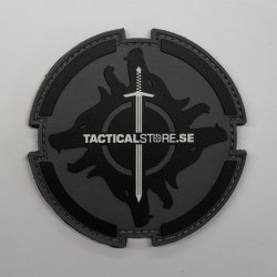 4Beasts Grey - Limited Edition Tacticalstore PVC patch