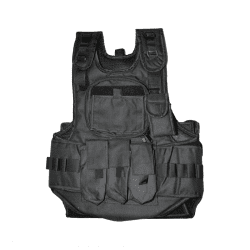 Jackal Gear Paintball Tank Vest