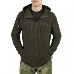 Giena Tactics Arctic Fox Fleece Olive