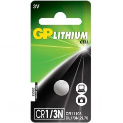 GP Batteri CR1/3N