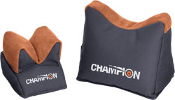 Champion Large Bench Rest Shooting Bags, Prefilled