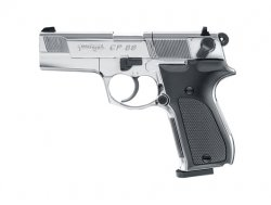 Walther CP 88 med Plastgrepp CO2 4.5mm - Chrome