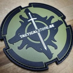4Beasts - Limited Edition Tacticalstore PVC patch