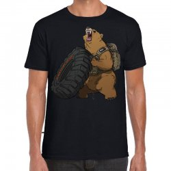 5.11 Tactical Grizzly T-shirt Svart