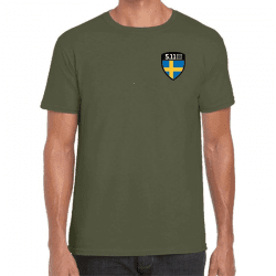 5.11 Tactical Swedish Shield Military Green