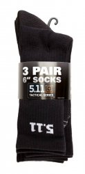 "5.11 Tactical Socka 6"" 3-pack"