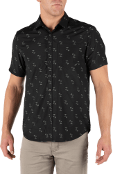 5.11 Tactical Life's a Breach Short-Sleeve Shirt