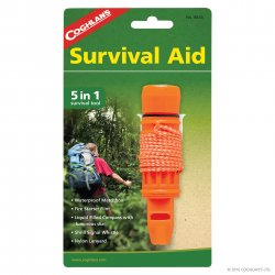 Coghlans Survival Aid 5-in-1