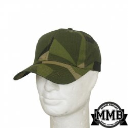 MMB Keps M-90 Camouflage