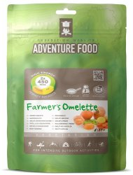 "Adventure Food - Farmer's Omelette ""ready to eat"""