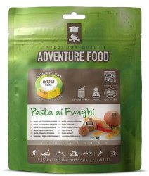 Adventure Food Ready To Eat - Pasta Al Funghi