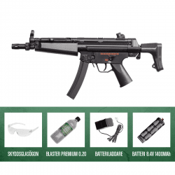 Airsoft Set ASG B-T MP5A5