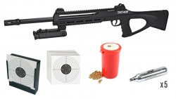 ASG Airgun Tac 4,5mm CO2 Startpaket