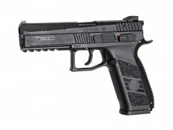 ASG CZ P-09 incl. case. Black