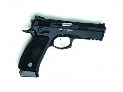 ASG CZ SP-01 SHADOW - Blowback