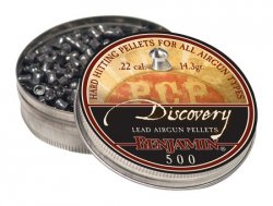 Benjamin Discovery Heavy Pellets 5,5mm