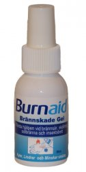 Burnaid Brännskadegel Spray 50ml