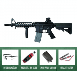 Classic Army m4 Full metal airsoft kit
