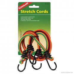 Coghlan's Bungees 2-Pack 20""