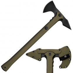 Cold Steel Trench Hawk - OD Green
