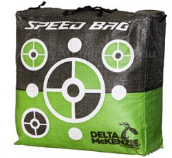Delta McKenzie Speed Bag 60x60x25cm