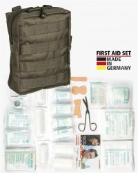 First Aid Pro Set Small Pro 43-Piece - OD