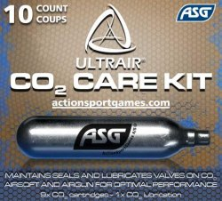 ASG Ultrair Care Kit 9+1 12g CO2