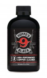 Hoppe´s Black Copper Cleaner 4oz Bottle