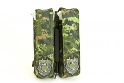 Inspire Molle 2+1 Pod Pouch Upp Digital Woodland