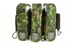 Inspire Molle 3+4 pod Pouch Upp Digital Woodland