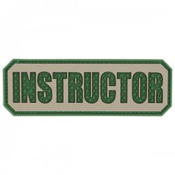 Maxpedition Patch - Instructor