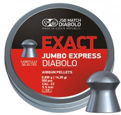 JSB Exact Jumbo Express, 5,52mm