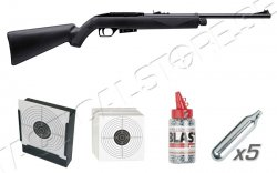 CO2 Kit Crosman 1077 4,5mm