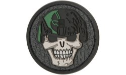 Maxpedition Patch - Soldier Skull