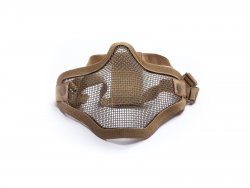 Strike Systems Airsoft Metal Mesh Mask Lower Half