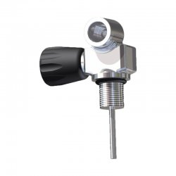 300 Bar Monovalve for 12L Scuba Tank