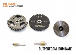 Nuprol 18:1 Gear Set