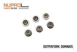 Nuprol 9mm Bearing Set