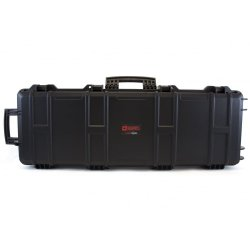 Large Hard Case IP67 - Svart