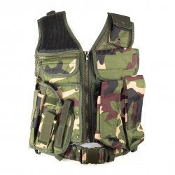 Jackal Gear Tactical Assault Vest