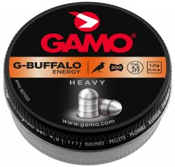 Gamo G-Buffalo 4,5mm 200st