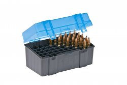 Plano 50 Count Rifle Ammo Case - Large